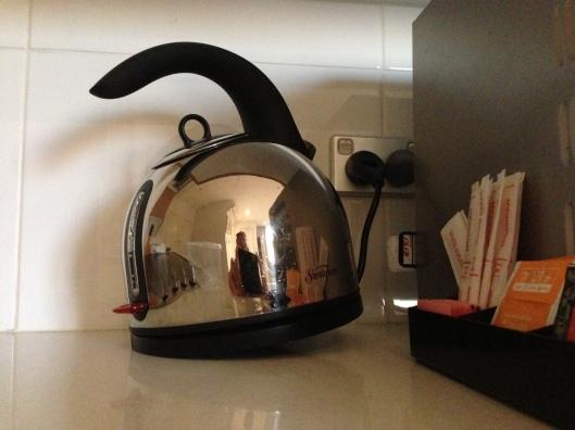 Dali's kettle, image I