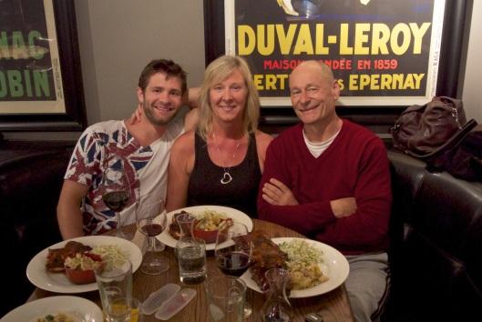 Matt, Linda, KL